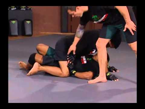 Mixed Martial Arts | Basic | Grappling | Escape the Mount Image 1