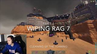 Ark Official PvP | Small Tribes | Wiping Server 7 | Massive Raid