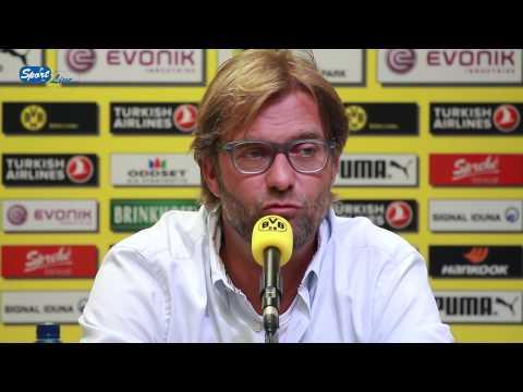 BVB-Pressekonferenz vom 21.08.2013