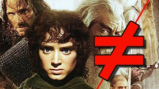 Lord of the Rings: The Fellowship of the Ring - What