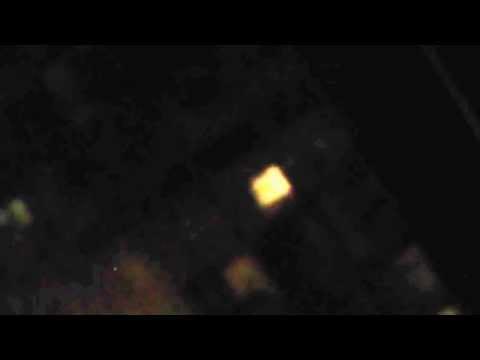НЛО над Челябинском в новый 2014 год