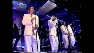 Take That - TOTP medley (Germany)