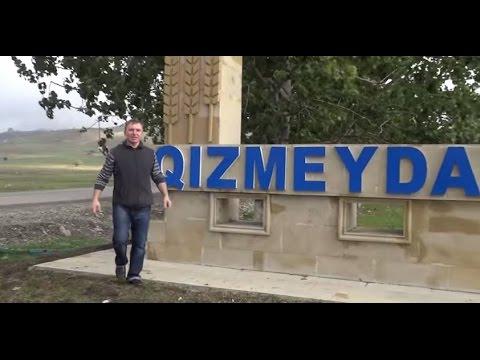 Астрахановка-Кызмейдан ( Gizmeidan ) .Часть 1. дорога в родные края  H264    HD1080 p