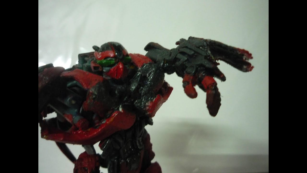 Custom Stinger: Transformers Age of Extinction - YouTube