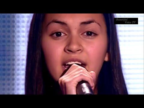 Aigul.'Нарисовать мечту'.The Voice Kids Russia.