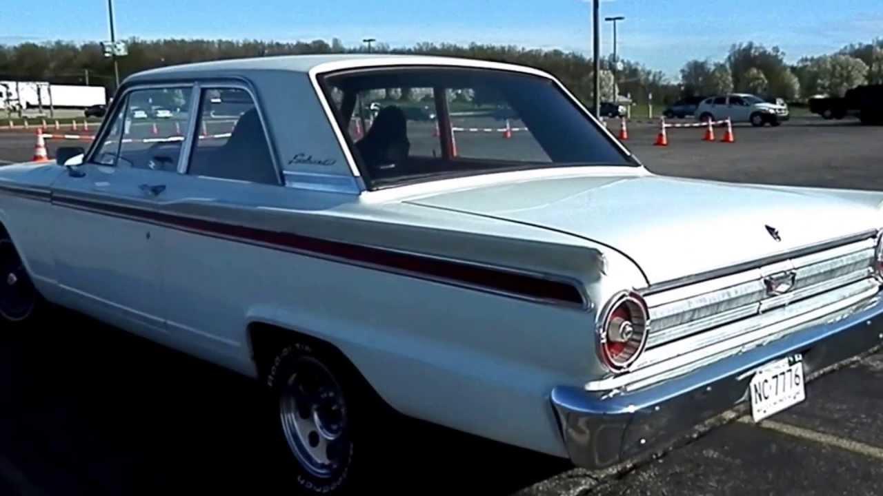 Ford Fairlane 500 1963 Youtube