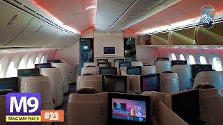 [M9] #23: Bay Boeing 787-8 của Qatar Airways | Yêu Máy Bay