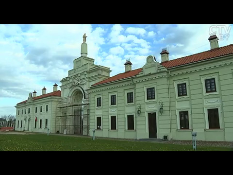 Ружанский замок Сапегов: памятник архитектуры Беларуси начала XVII