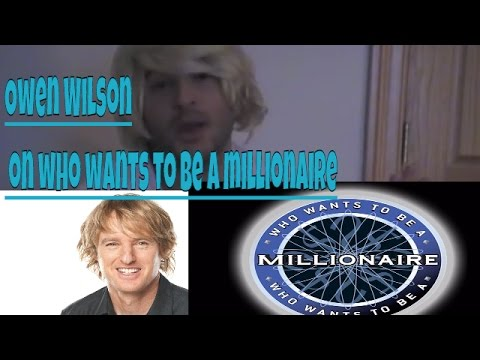 The Best Owen Wilson impression 2!! Video