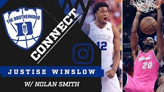 #TheBrotherhood Connect: Justise Winslow