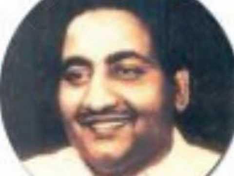 Dard-e minat kash-e - Mohammad Rafi Ghazal