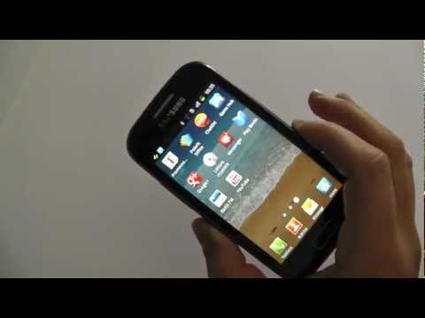 Samsung Galaxy Ace 2 videorecensione
