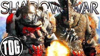 MAKING A MANIAC w/OCKER TWINS | Middle Earth: Shadow of War