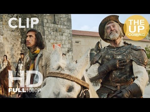 The Man Who Killed Don Quixote New Clip Official From Cannes – 3/3