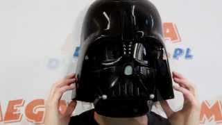 Darth Vader Authentic Mask & Helmet / Maska Vadera - Star Wars - Hasbro - www.MegaDyskont.pl