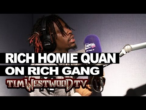 Watch Rich Homie Quan Freestyle for 16 Minutes Straight Over Nas and 2Pac Instrumentals news