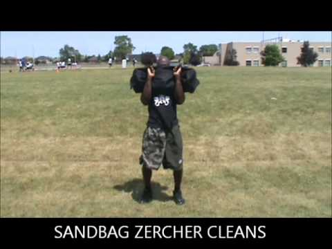 ULTIMATE SANDBAG WORKOUT #1 Image 1