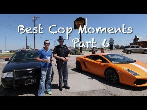 Super Speeders Best Cop Moments - Part 6