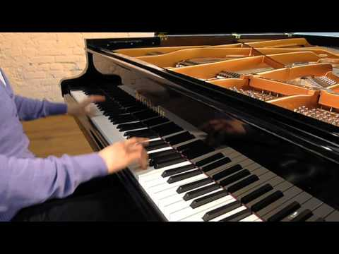 Бах Иоганн Себастьян - Goldberg Variation 1