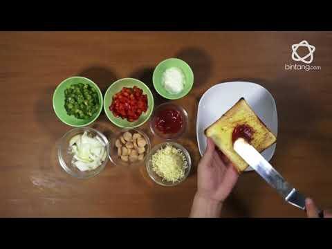 Bintang Tasty: Pizza Roti Tawar