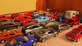 Toy Cars Driving and Play Cars with Mag's Toys Video for Kids