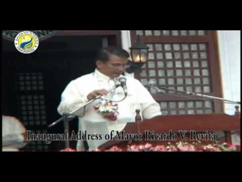 Inaugural Speech of Mayor Ricardo Revita..Part 2..Rosales, Pangasinan