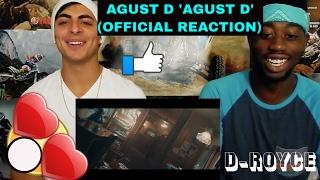 Download Lagu Agust D 'Agust D' MV (OFFICIAL REACTION) Gratis STAFABAND