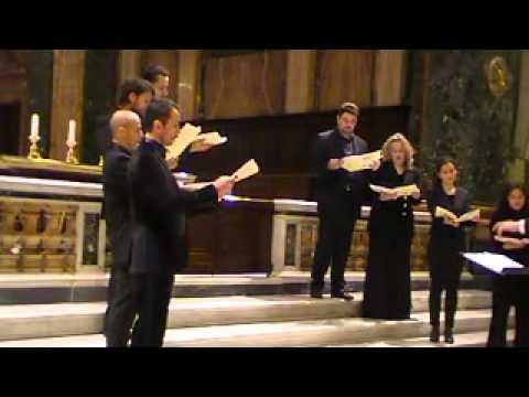 Hodie Christus Natus est – GP Palestrina – Cappella Musicale Fiesole