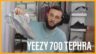 WATCH BEFORE YOU BUY ADIDAS YEEZY BOOST 700 V2 TEPHRA
