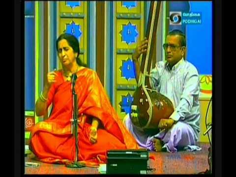 Jo Jo Rama - Ritigowlai Ragam - Aruna Sairam