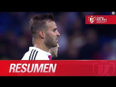 Resumen de Real Madrid (5-0) UE Cornellà - HD Copa del Rey