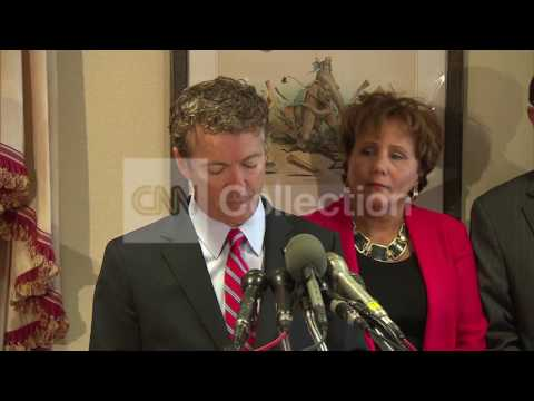 NSA SURVEILLANCE-RAND PAUL- BOSTON BOMBING