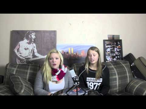 Kate and Savannah Hall cover of Ingrid Michaelson's