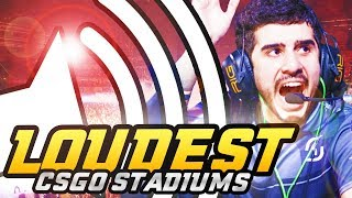 LOUDEST CS:GO CROWD REACTIONS OF ALL TIME! (2018)