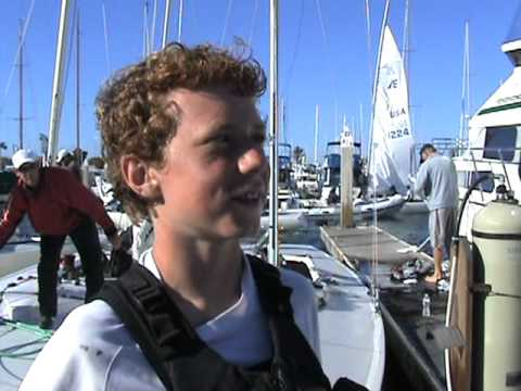 Johannes McElvain, Youngest Crew of Etchells Worlds