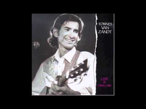 Townes Van Zandt - Many A Fine Lady video
