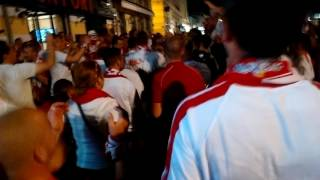 Polish Fans in Marseille - Euro 2016