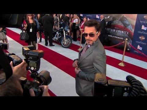 Robert Downey Jr. is the Highest Earning Actor | Splash News TV | Splash News TV