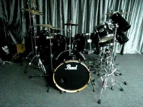 [Memorandum] Drum Set (2010)