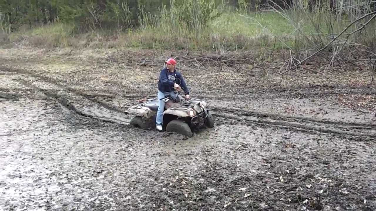4 wheeler atv