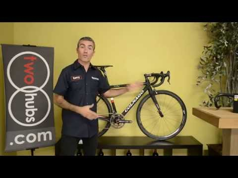 Colnago C60 Italia Video Review at twohubs.com
