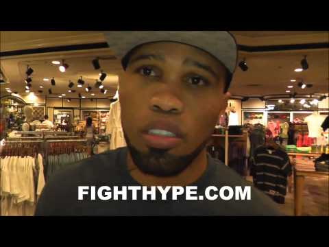 ISHE SMITH EXCITED ABOUT FIRST TITLE DEFENSE NO CONCERNS ABOUT CARLOS MOLINAS STYLE