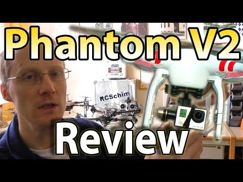 DJI Phantom 2 in depth Review by RCSchim