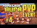 Minecraft AURA: PvP Event #4 - ACTION OHNE ENDE  l GommeHD Aura PvP Event #4