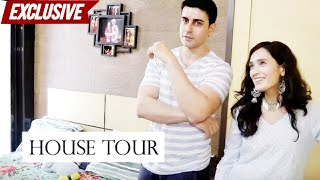 Gautam Rode & Pankhuri Awasthi's Exclusive House Tour