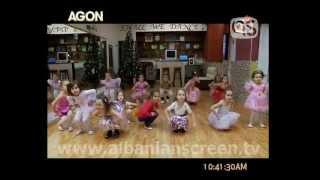 TIRANA DANCE STATION - Femijet ne AS tv