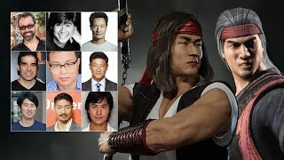 Comparing The Voices - Liu Kang (Updated)