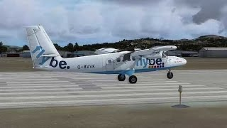 Aerosoft DHC-6 Twin Otter Extended tutorial: start-up, shutdown, autopilot