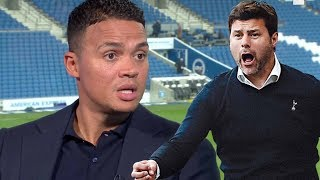"""Tottenham must stick with Pochettino!"" Jenas discusses issues with Spurs after another defeat"