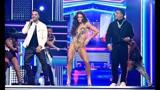 Luis Fonsi Daddy Yankee Zuleyka Rivera Despacito Live 2018 Original 1080p
